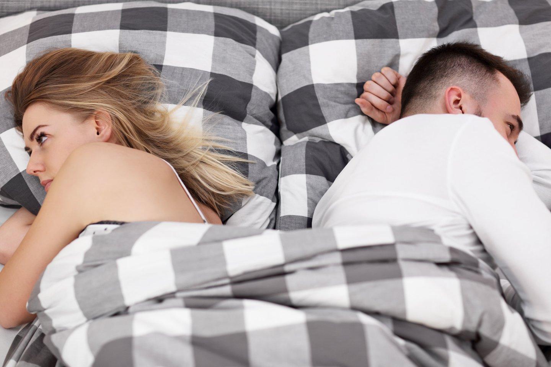 dažna erekcija lytinių santykių metu