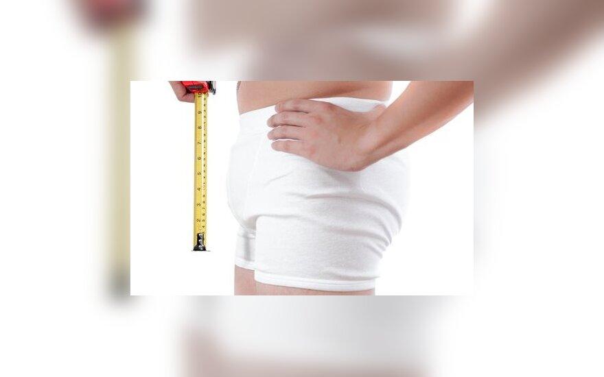 momentinei erekcijai namuose per stora varpa