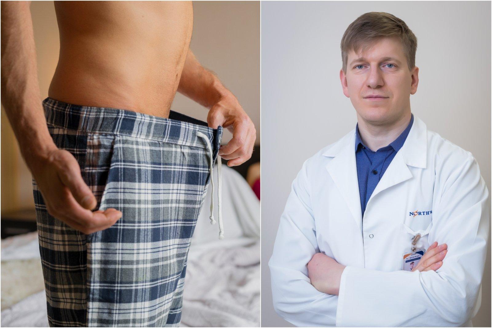 erekcijos disfunkcija ir jos gydymas vyrų lytinių organų erekcija