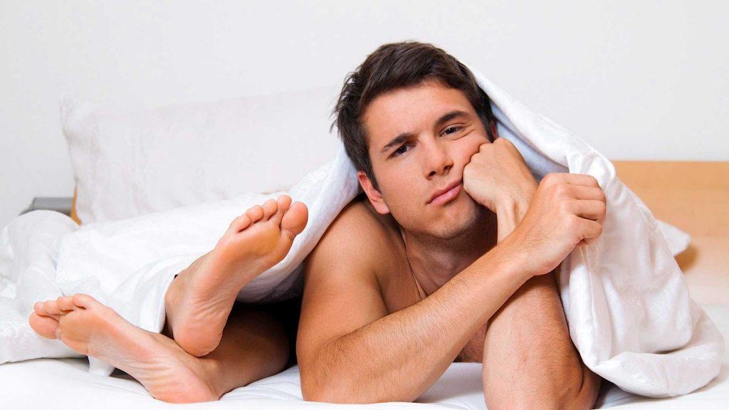 priešlaikinė vyrų erekcija kas tai yra levomekol ant varpos