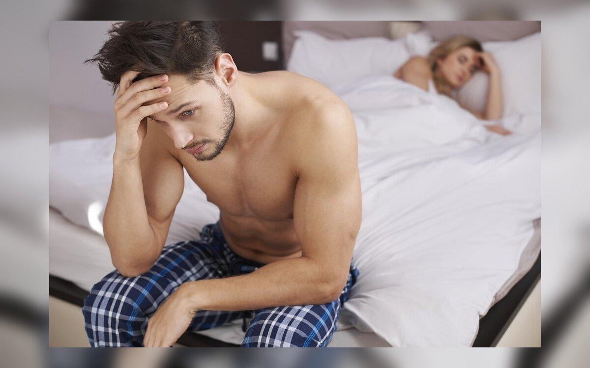 mano vyrui visą laiką yra erekcija