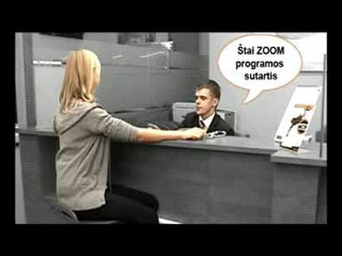 zoom narys yra neimanomas viskas apie varpos padidėjimą