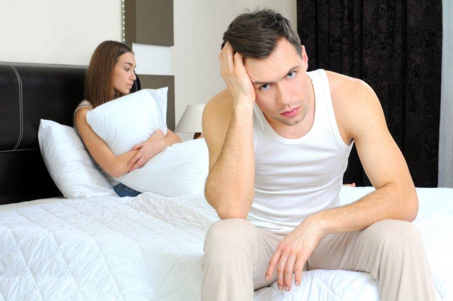 dažnai bloga erekcija ar gali vyras sutramdyti erekciją