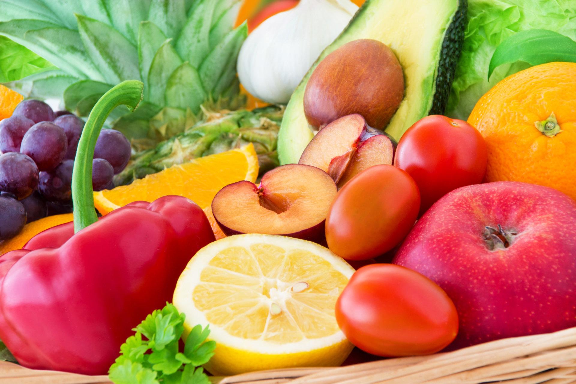 vaisiai ir daržovės vyrų erekcijai