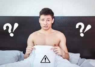 kodėl mano vyro erekcija silpna