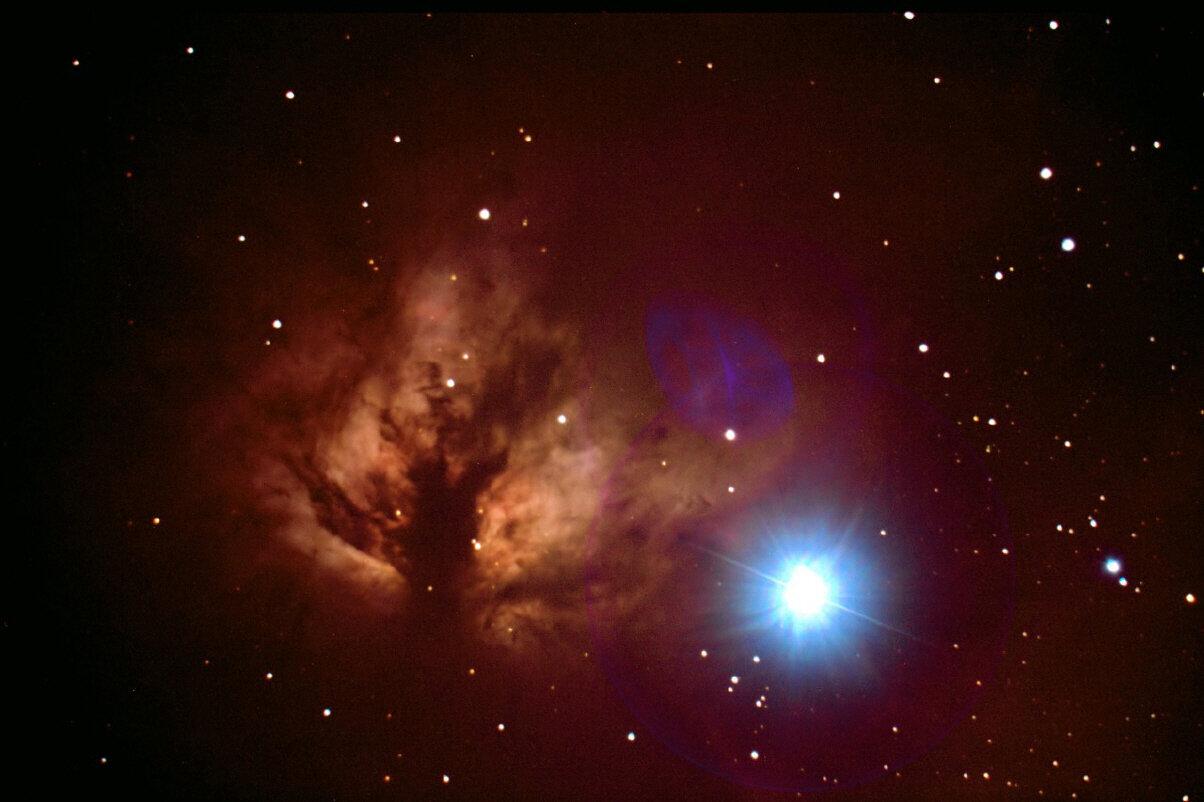 kas is zvaigzdziu yra didelis elemento dydis