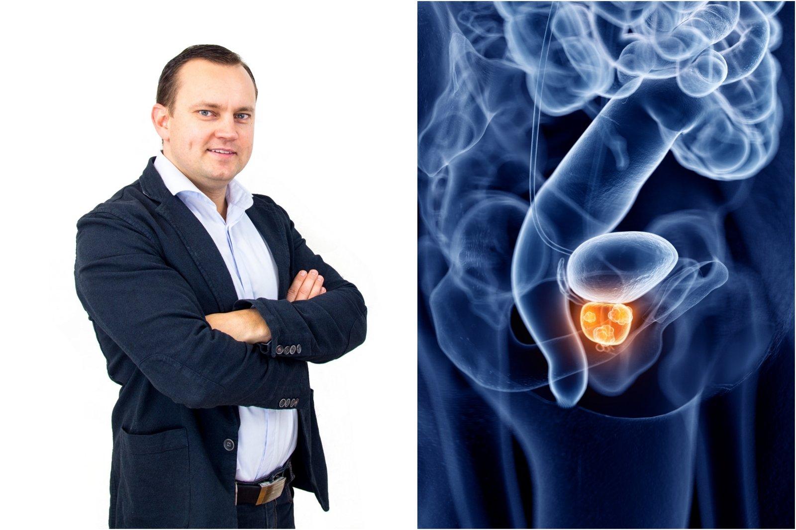 urologas apie didejanti nari